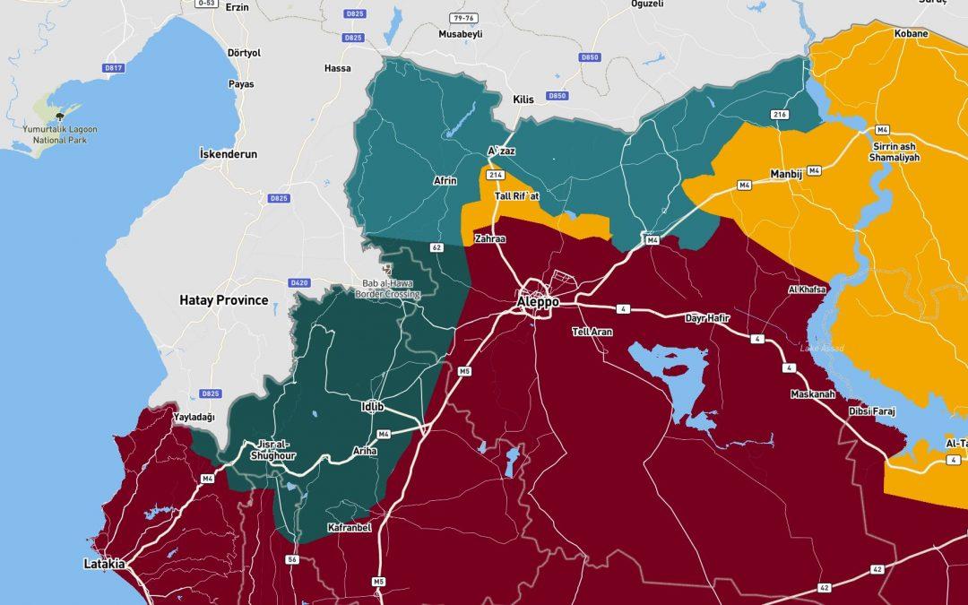 North-West Syria: Potential Scenarios
